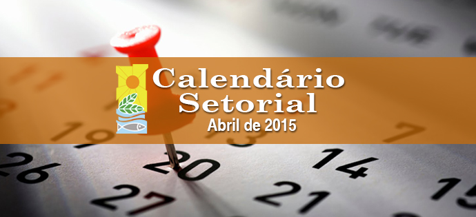 Destaque_calendario Setorial abril de 2015