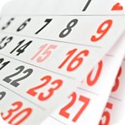 Calendario Setorial