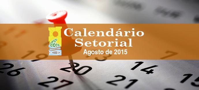 Destaque_calendario Setorial Agosto 2015