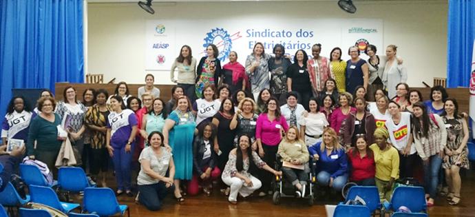 Destaque_Pre-conferencia de Politicas para as mulheres