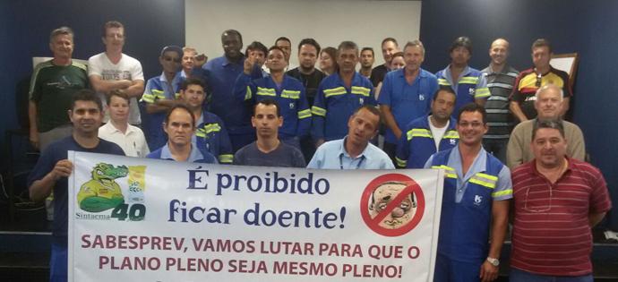 destaque_Tupa e Presidente Prudente protestam contra as mudancas no plano de saude - 02-09-2015