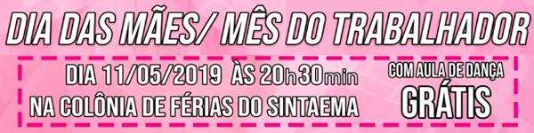 BAILE- DIA DAS MÃES
