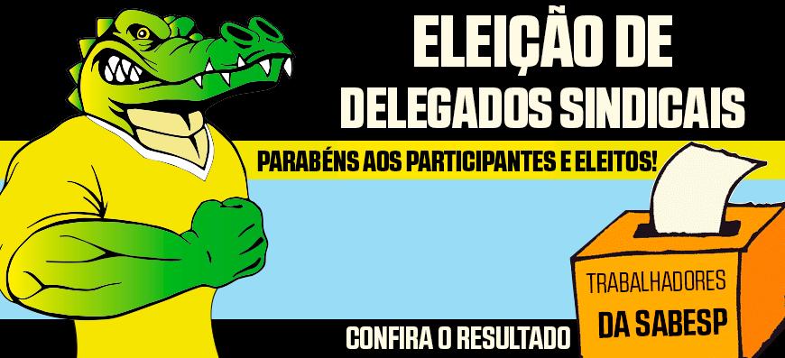 ELEITOS DELEGADOS E SUPLENTES 2018/2020