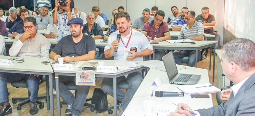 Campanha Salarial 2018: Sintaema e Sabesp se reúnem em primeira rodada de negociação