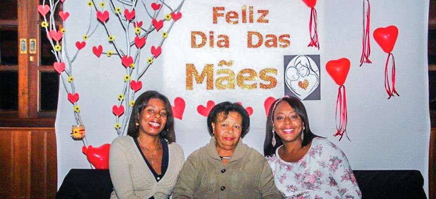 Baile do Dia das Mães