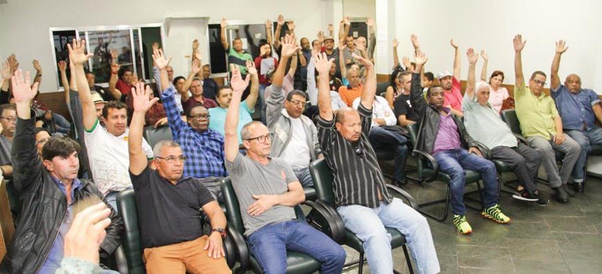 Eleições Sintaema– Assembleia elege comissão eleitoral