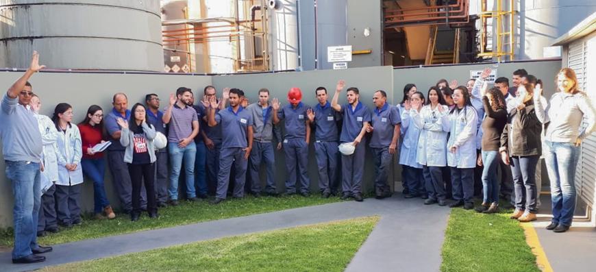 Trabalhadores da Opersan fecham acordo com avanços!