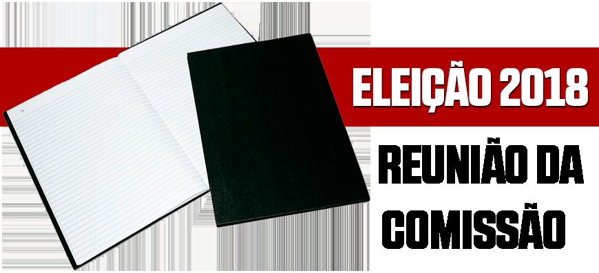 Confira a ata da Comissão  Eleitoral com o resultado da Eleição Sindical 2018