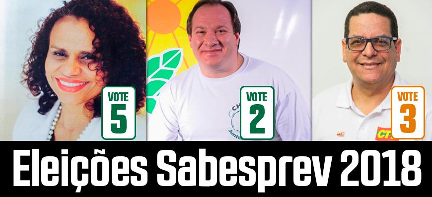 Eleições Sabesprev 2018