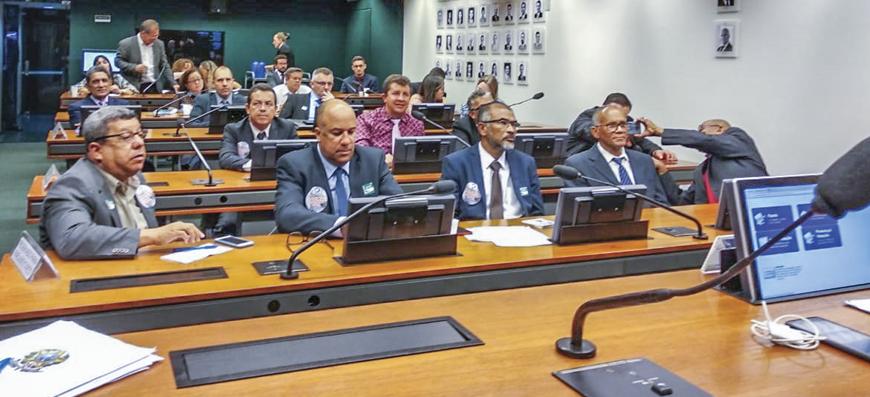 MP da sede e da conta alta é aprovada na Comissão Mista