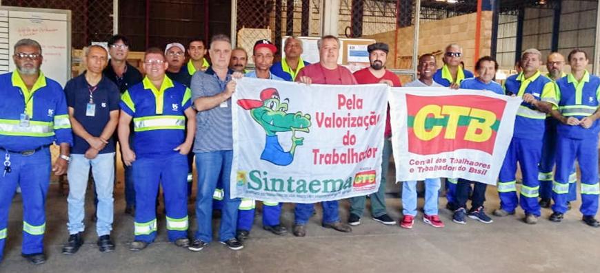 Campanha Salarial 2019 – Unidade e muita luta com os trabalhadores do Interior!