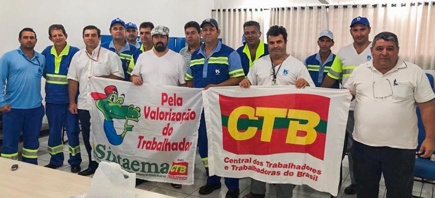 Campanha salarial 2019 – A luta avança com os trabalhadores do Interior!