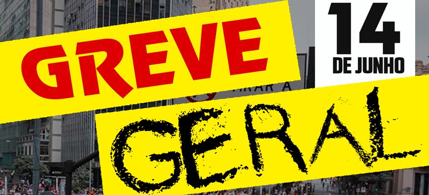 SABESP | Assembleias regionais para aprovação da greve geral do dia 14 de junho contra a Reforma da Previdência