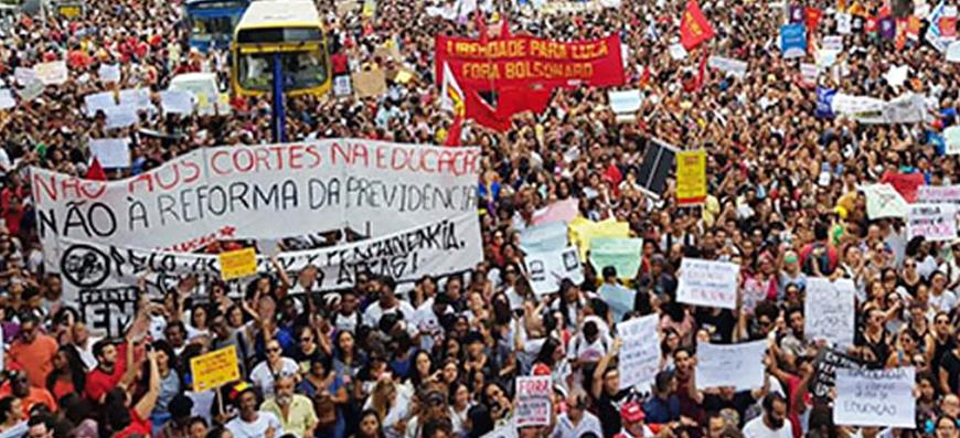Um dia histórico para a educação e o povo brasileiro