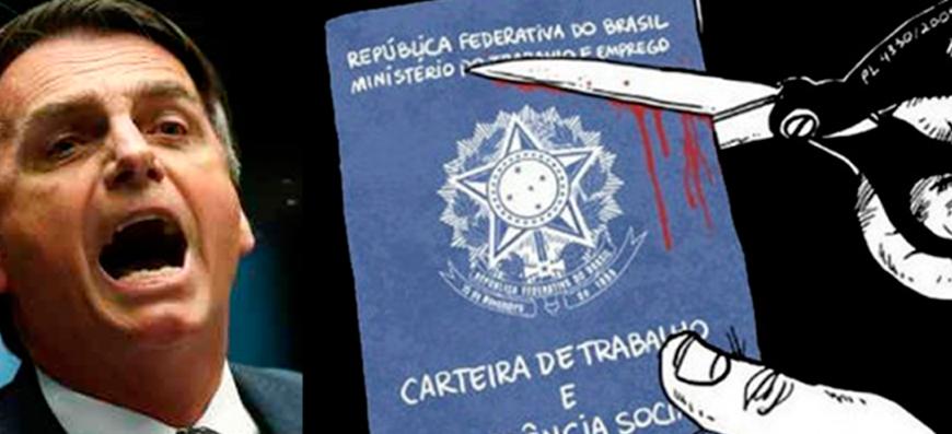Bolsonaro autoriza trabalho aos domingos e feriados