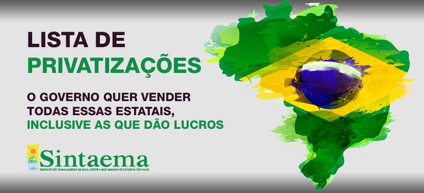 O Brasil à venda