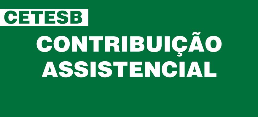 Cetesb – Sobre a contribuição assistencial