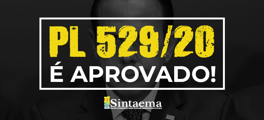 PL 529/20 | Pacote do mal é aprovado