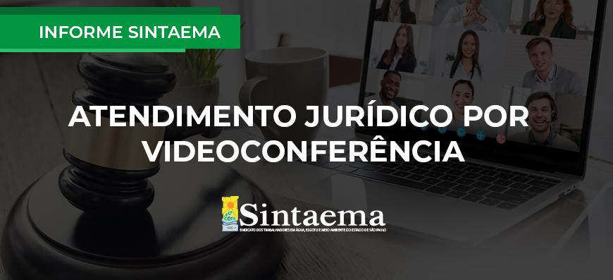 Atendimento Jurídico por videoconferência